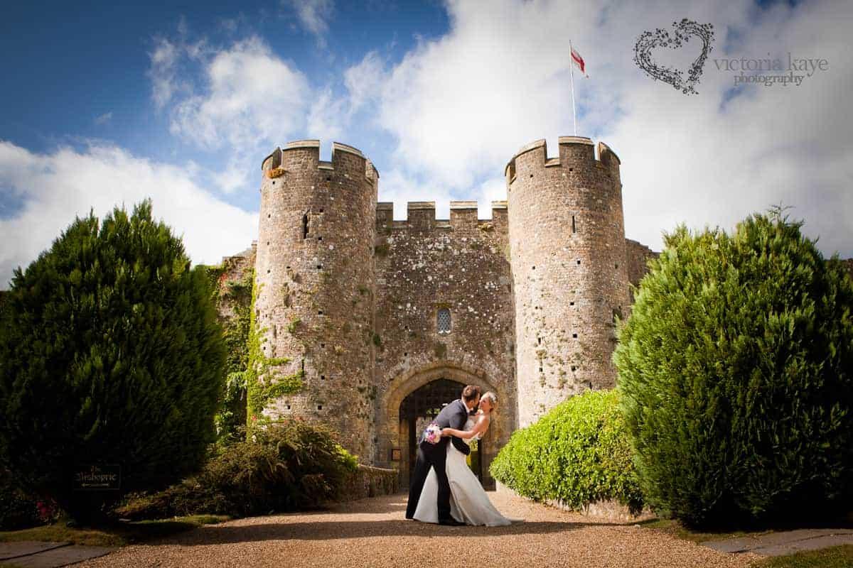 Amberley Castle wedding photographer